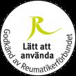 Reumatikerförbundet logotype